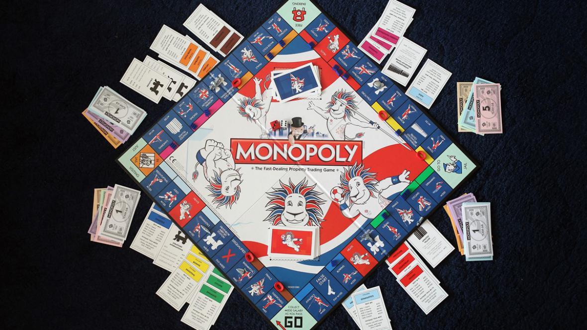 Hra Monopoly