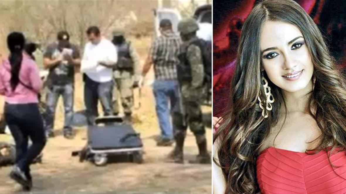 María Susana Floresová Gámezová se stala obětí přestřelky