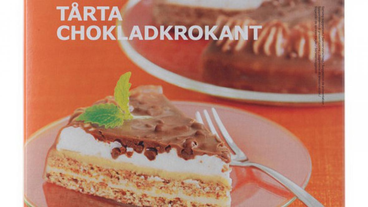 Taarta Chokladkrokant