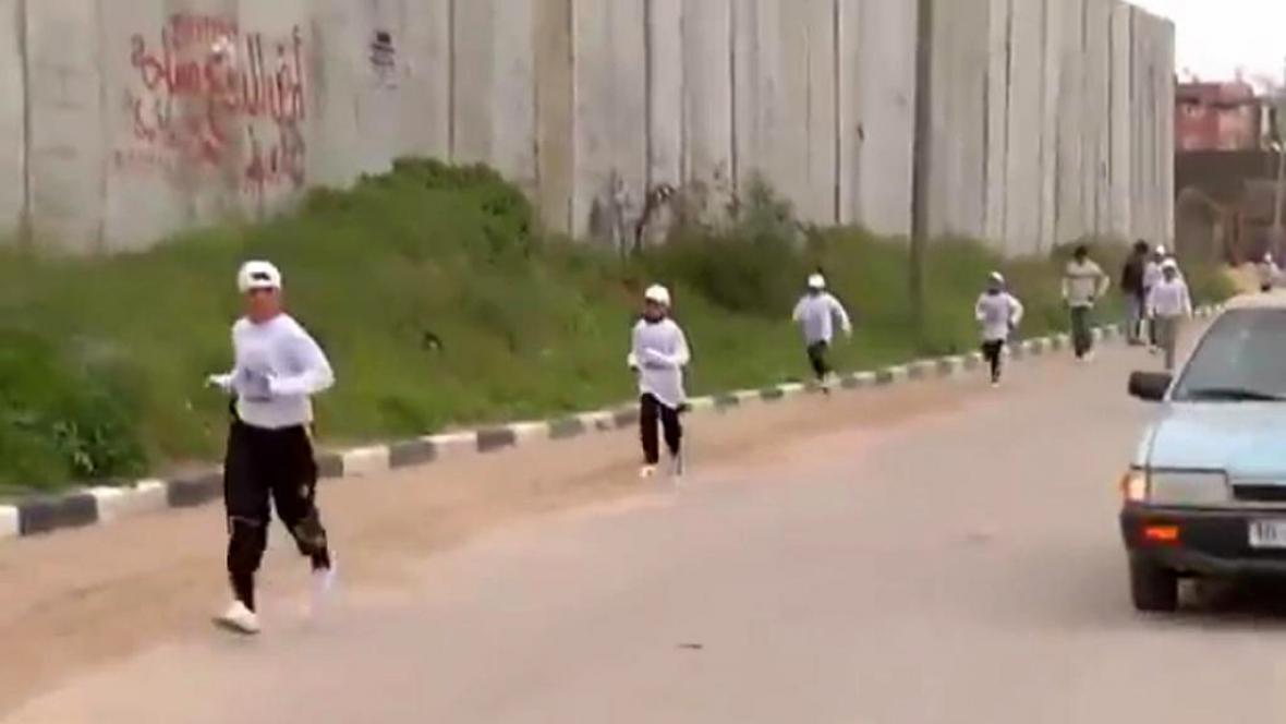 Maraton v Gaze