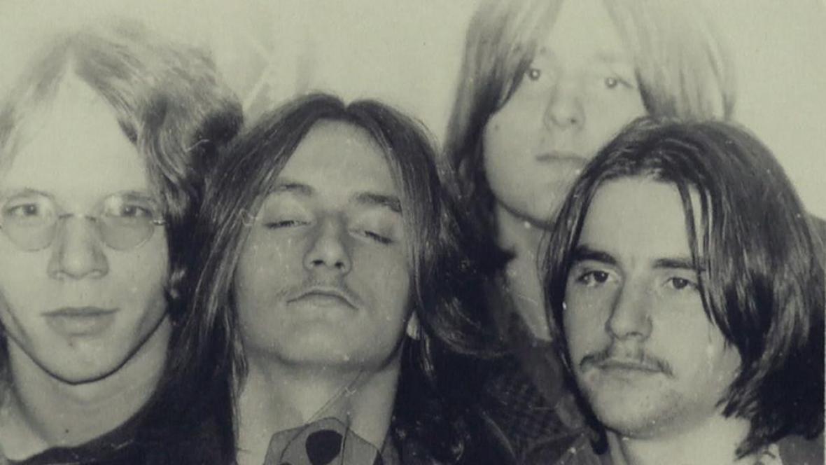 Z archivu Tomáše Kábrta před rokem 1989