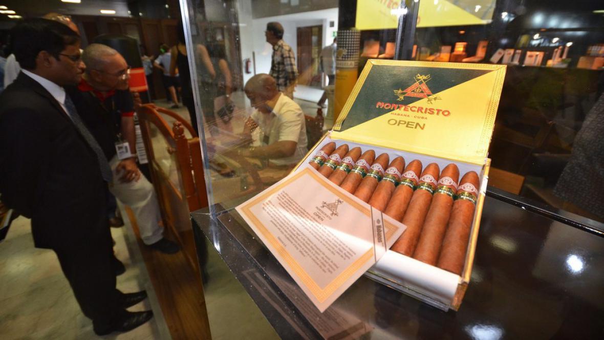 Festival doutníků v Havaně