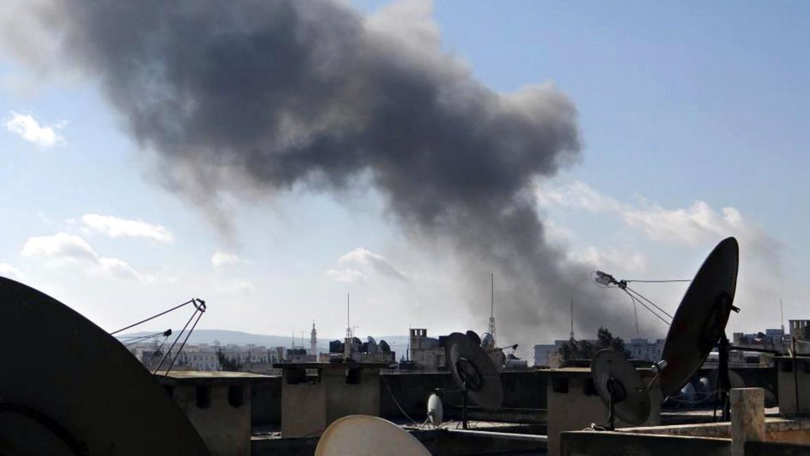 Boje o základnu Al-Džirá