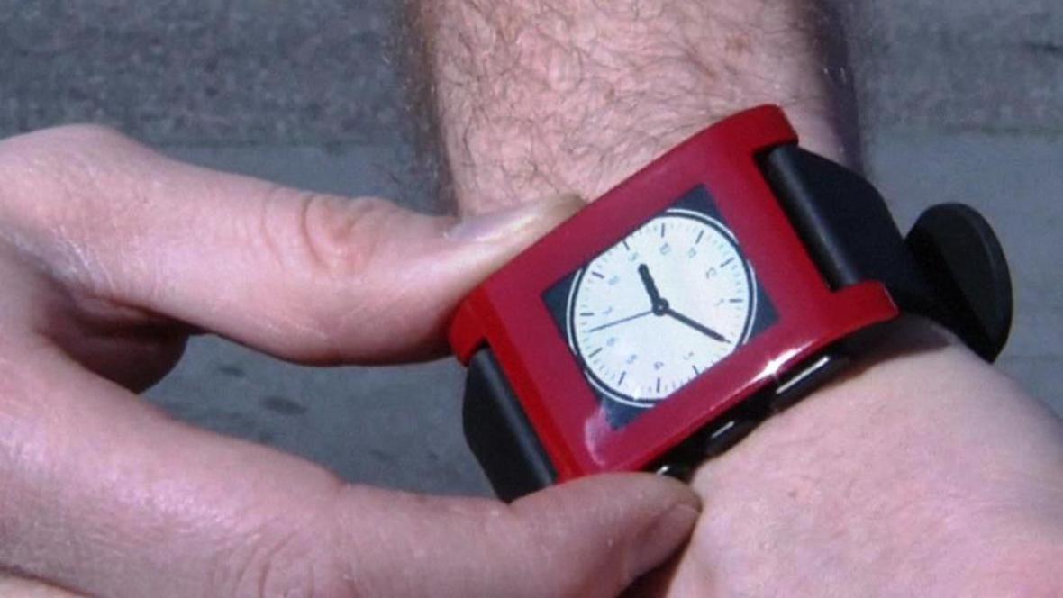 Speciální hodinky