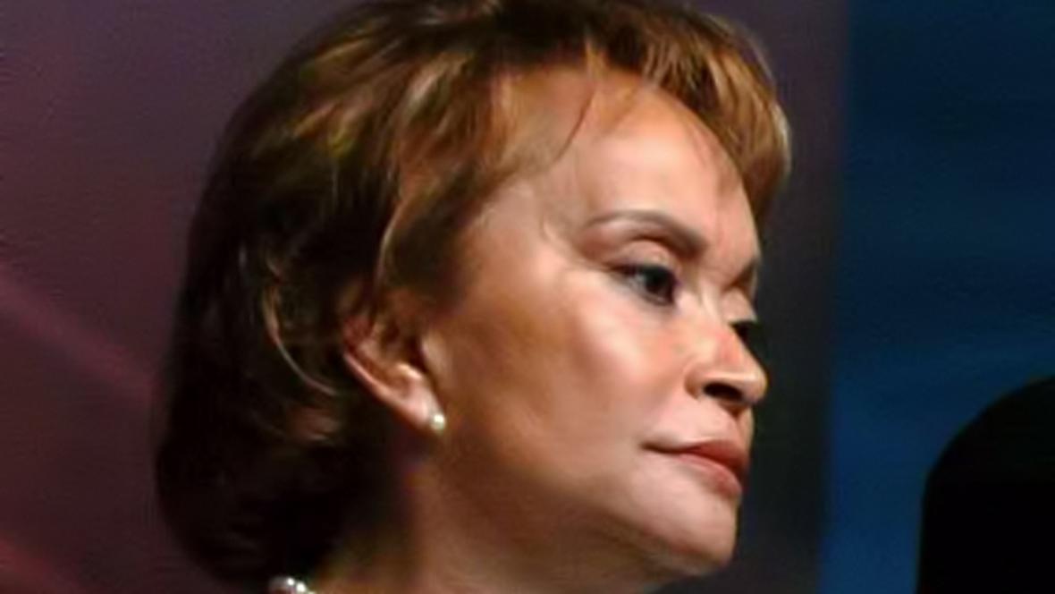 Elba Esther Gordillová