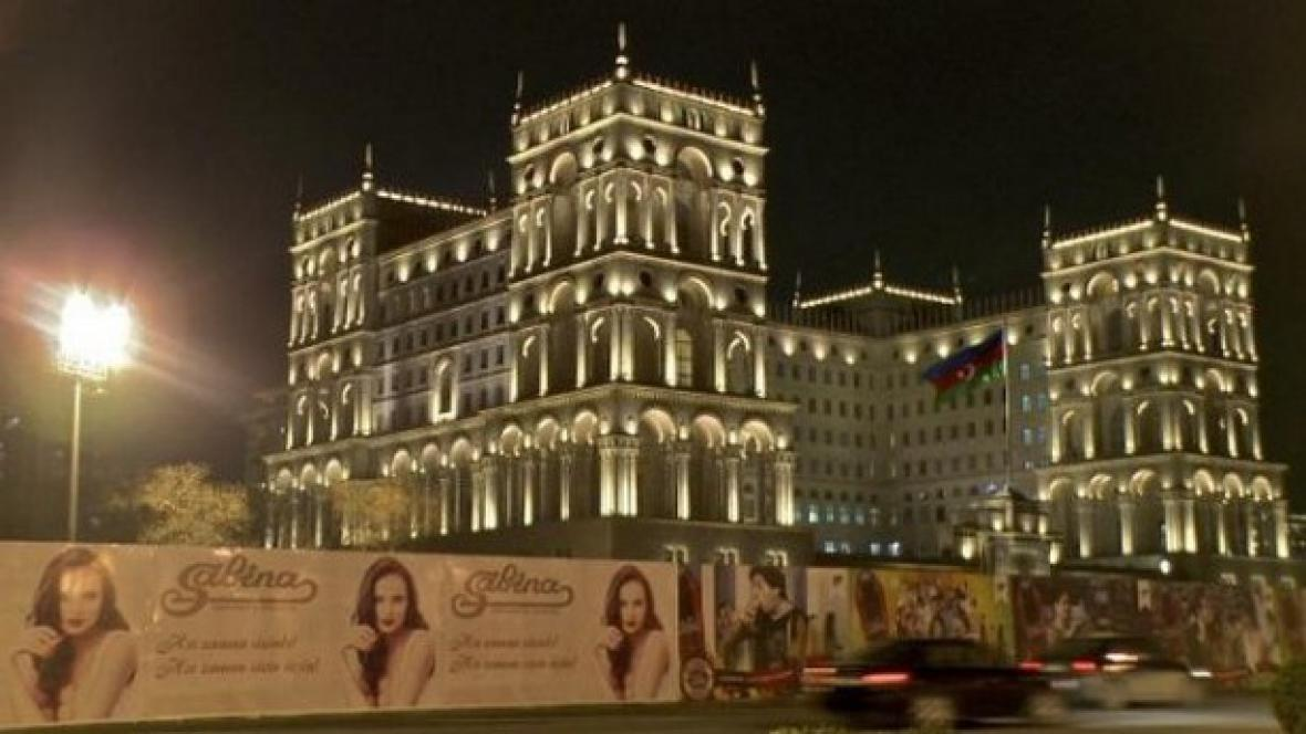 Z filmu Úžasný Ázerbájdžán!
