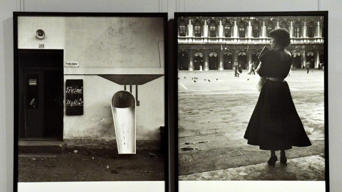 Eva Fuková/ zleva: Vana, 1952, Dáma z Benátek, 1960 1964