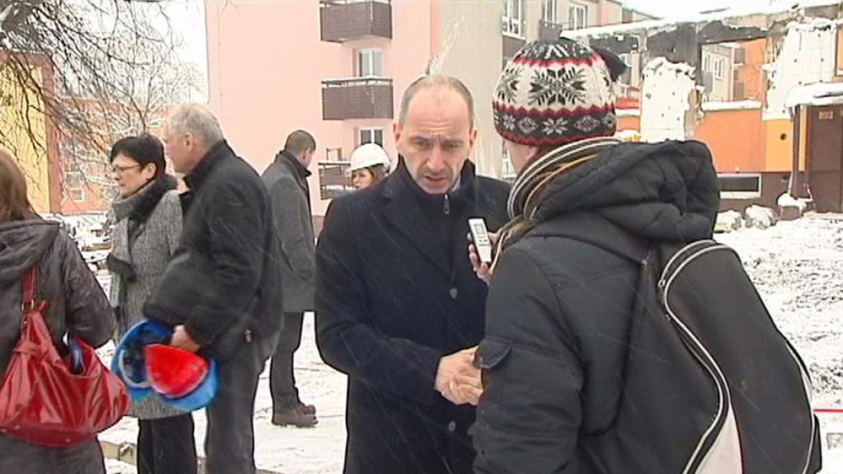 Ministr průmyslu navštívil Frenštát pod Radhoštěm