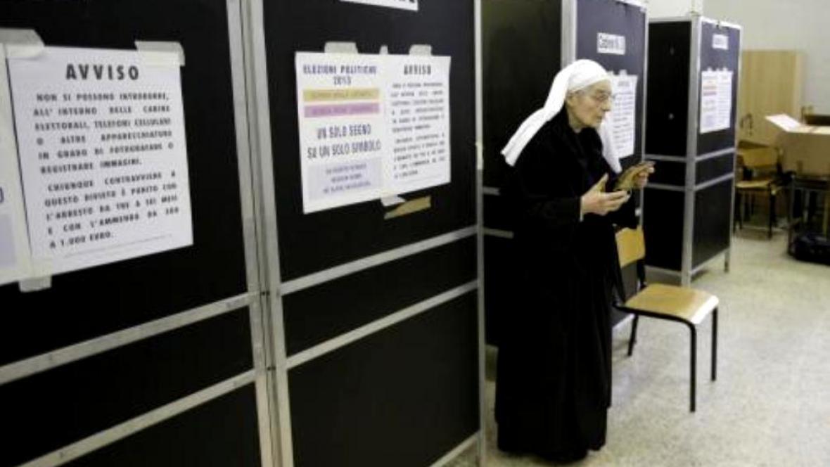 Volby v Itálii