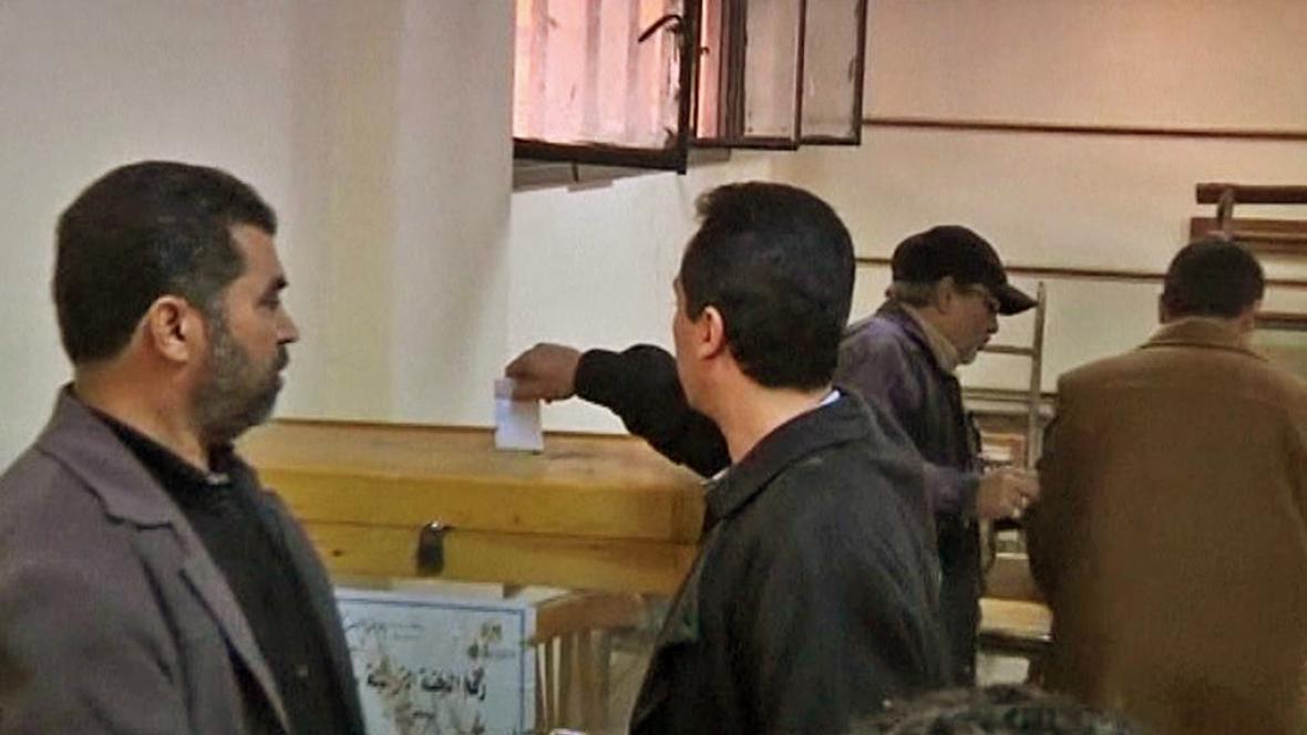 Parlamentní volby v Egyptě