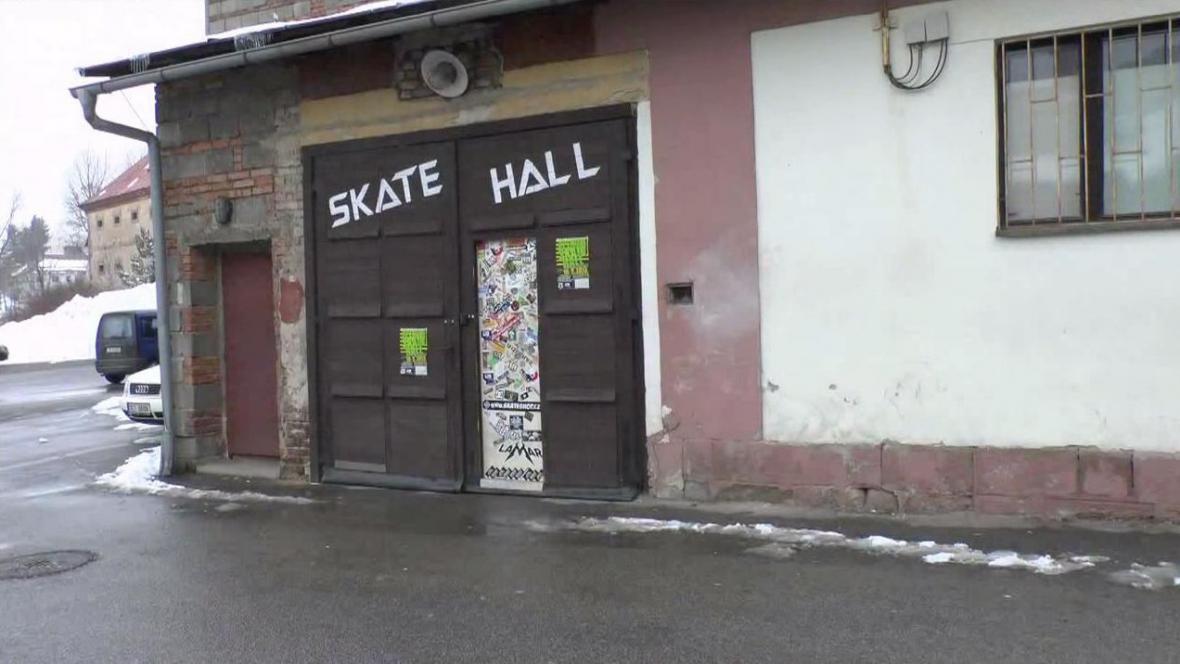 Nový skatepark v Jilemnici