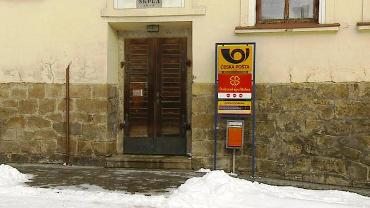 Pošta Nový Rychnov