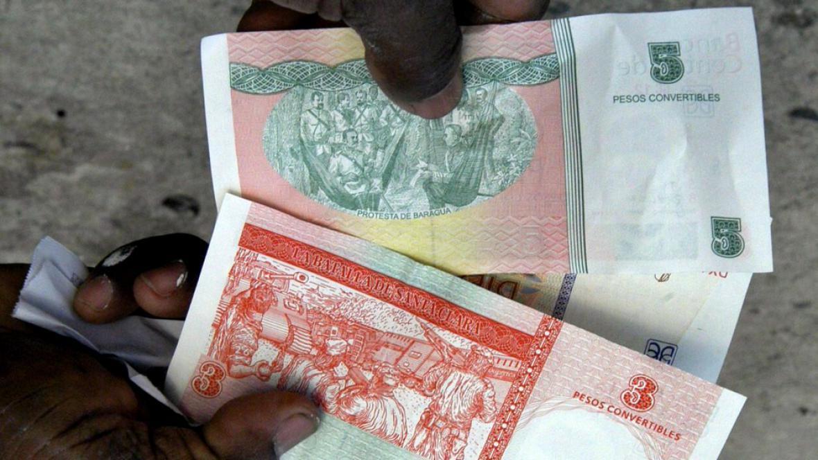 Kubánská měna