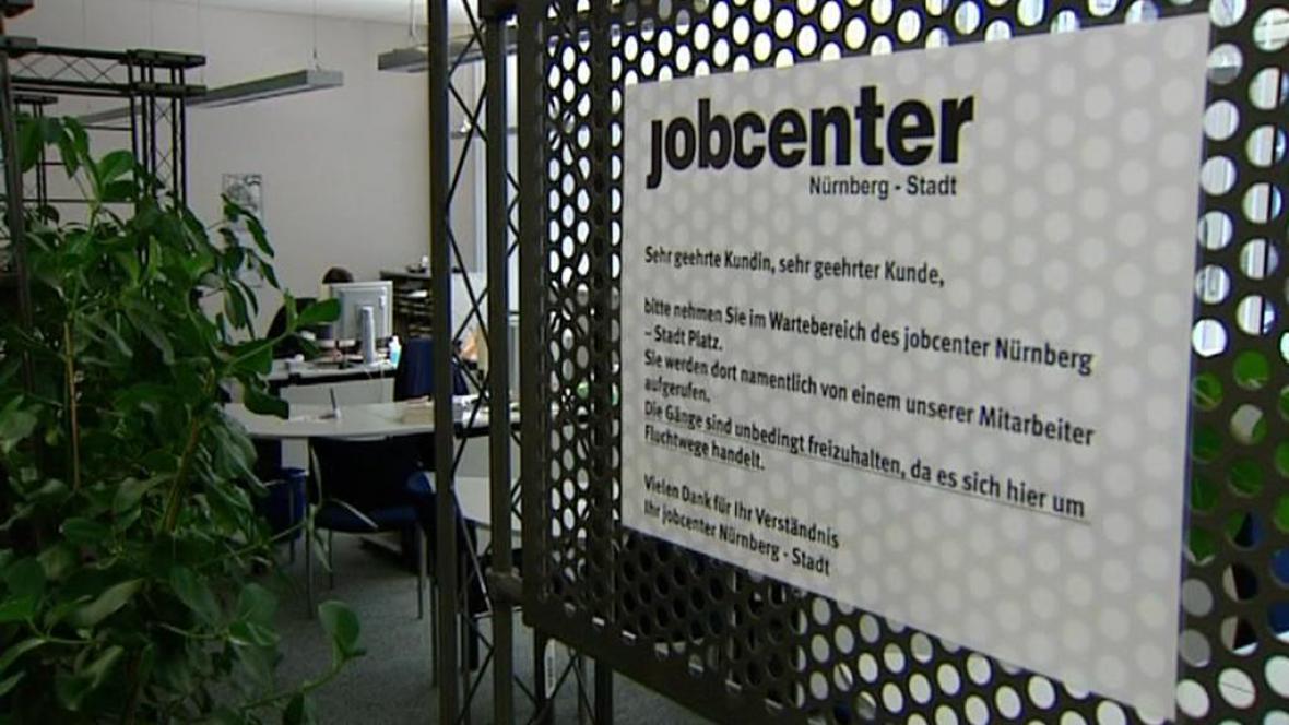 Hledání práce v Německu