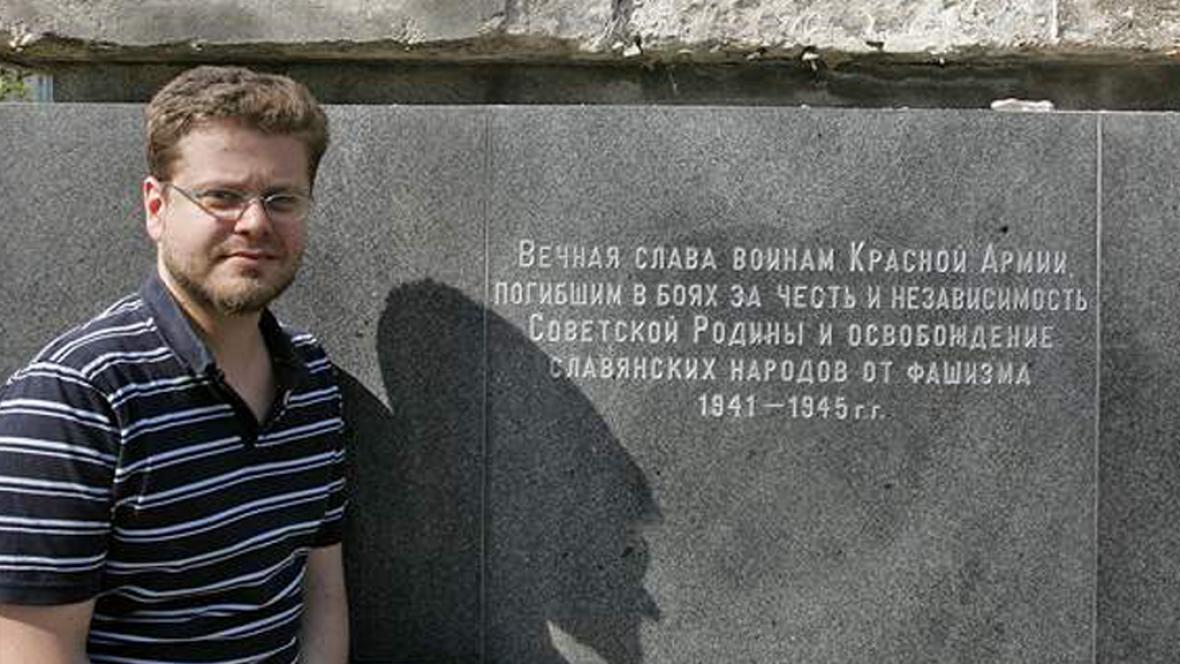 Pavel Paleček, historik