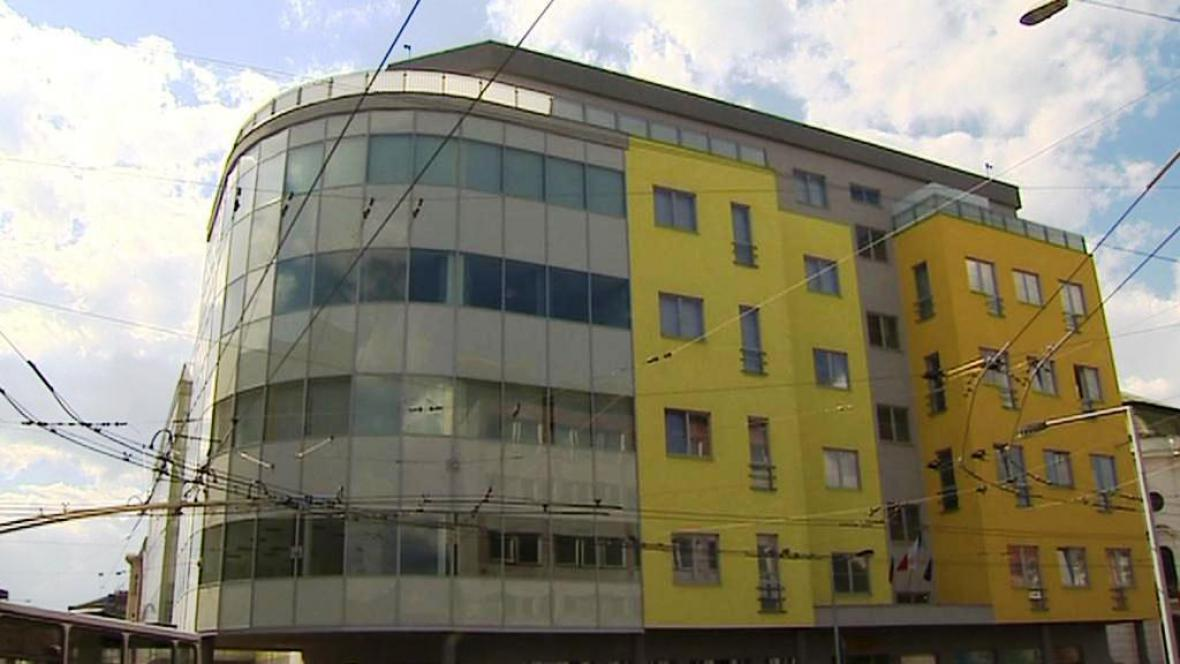 Novostavba v Ústí nad Labem