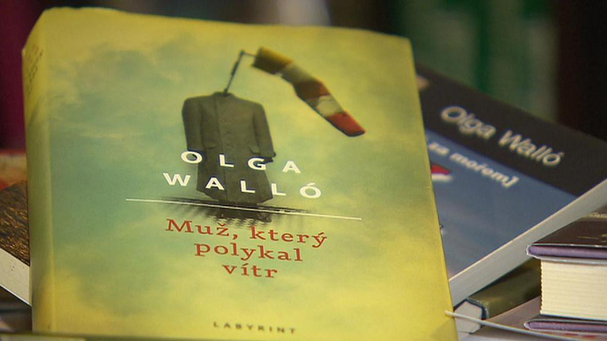 Olga Walló / Muž, který polykal vítr
