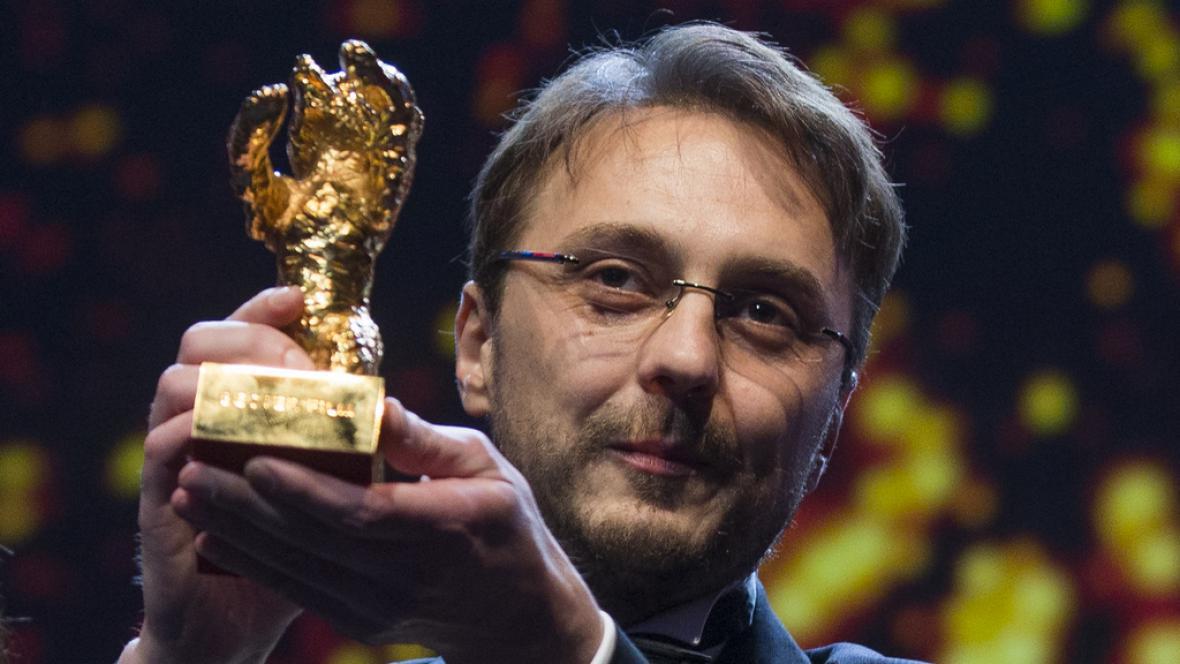 Calin Peter Netzer se Zlatým medvědem