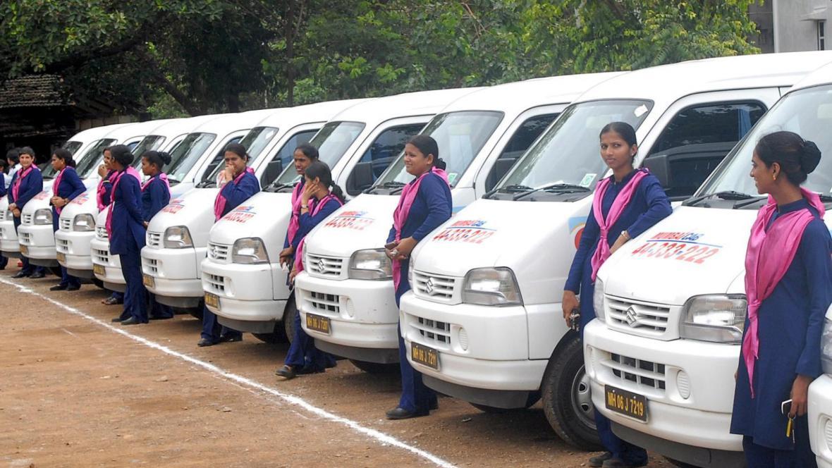 Ženská taxislužba