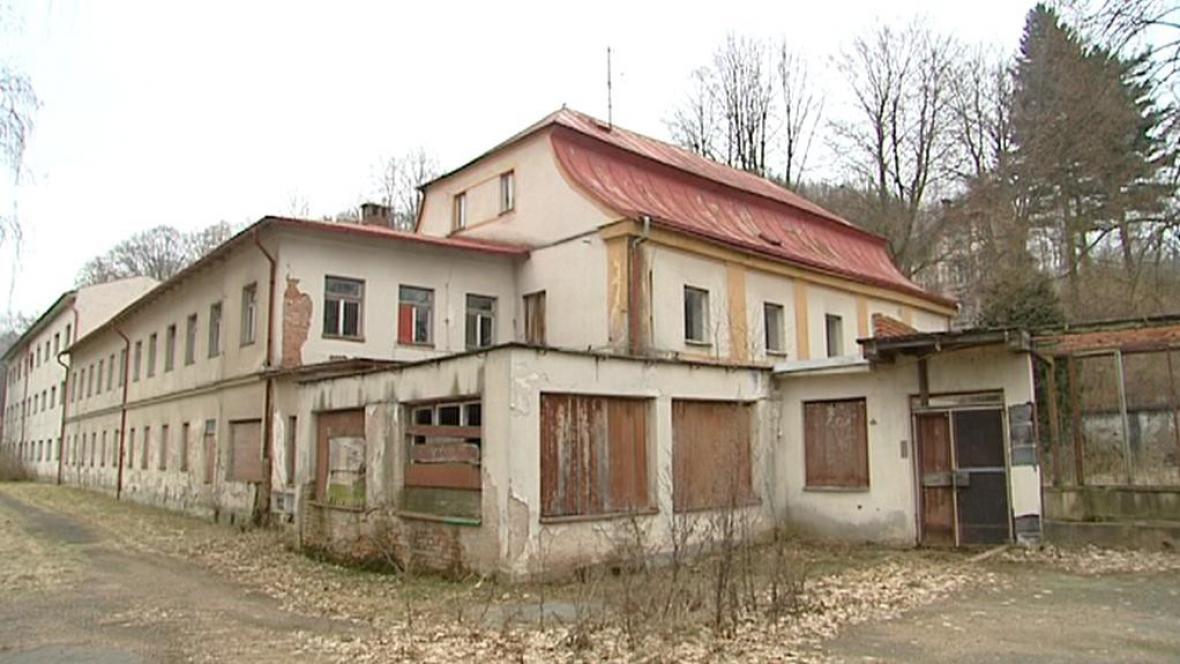 Lázně v Bělovsi