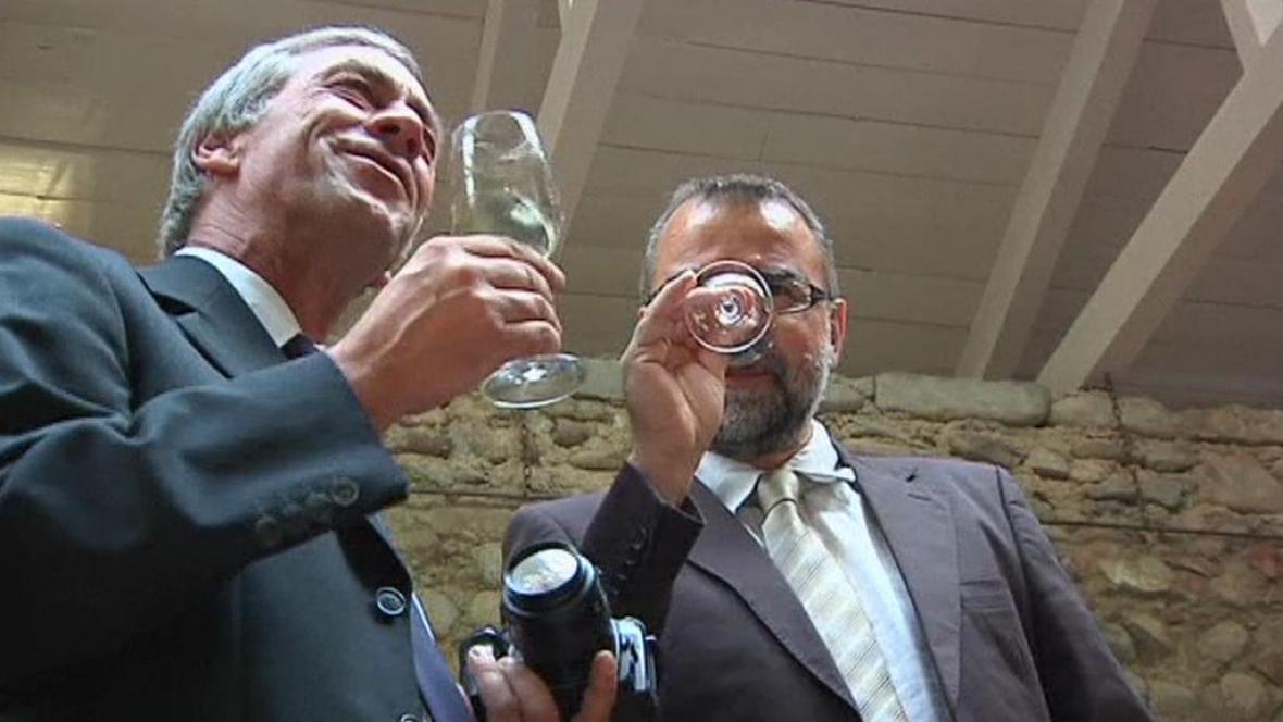 Gruzínské víno může znovu přes ruské hranice