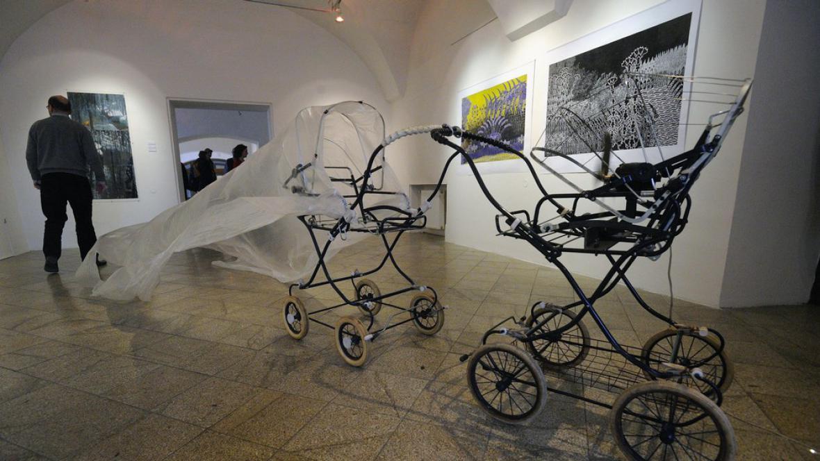 Výstava Pod Ještědem