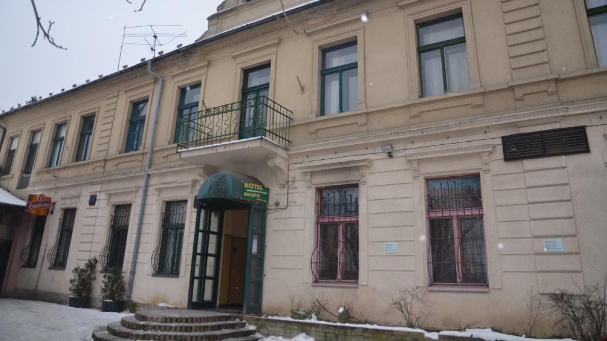 Hotel Kazín