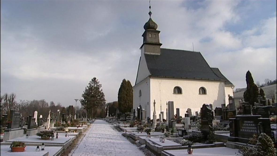 Hřbitov v Hradci nad Moravicí