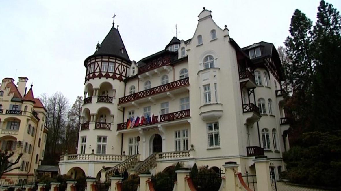 Sanatorium Trocnov