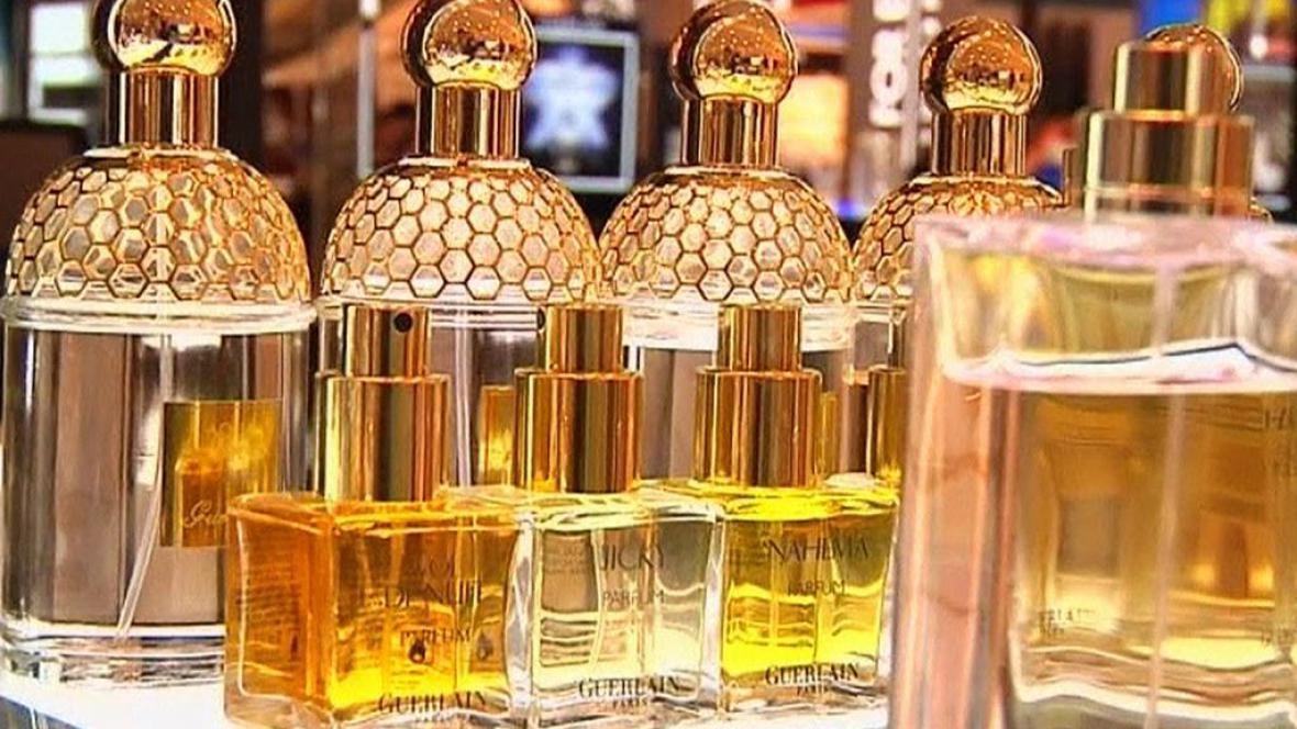Dubajské parfémy