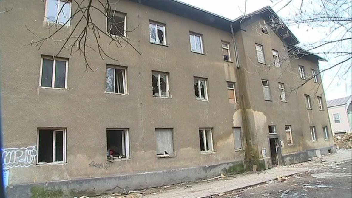 Přerov, Škodova ulice
