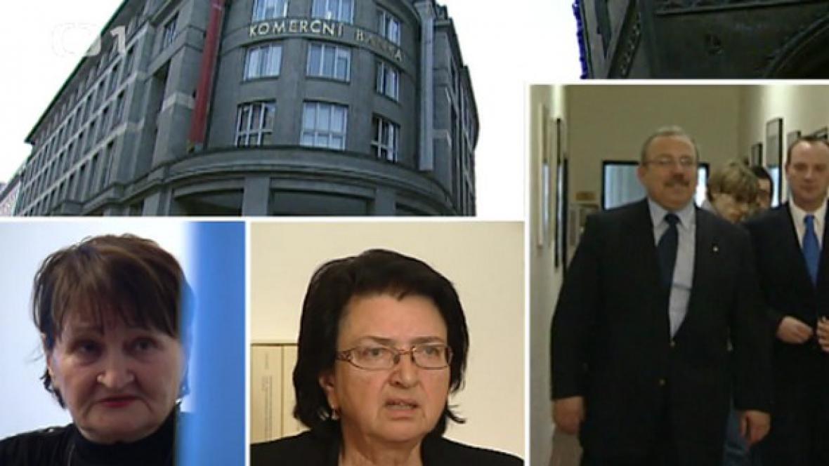 Kauza úvěrových podvodů v Komerční bance
