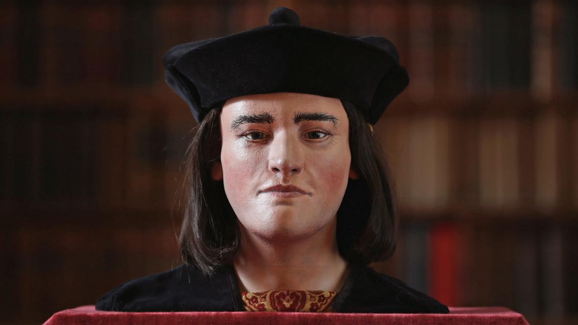Rekonstrukce podoby Richarda III.