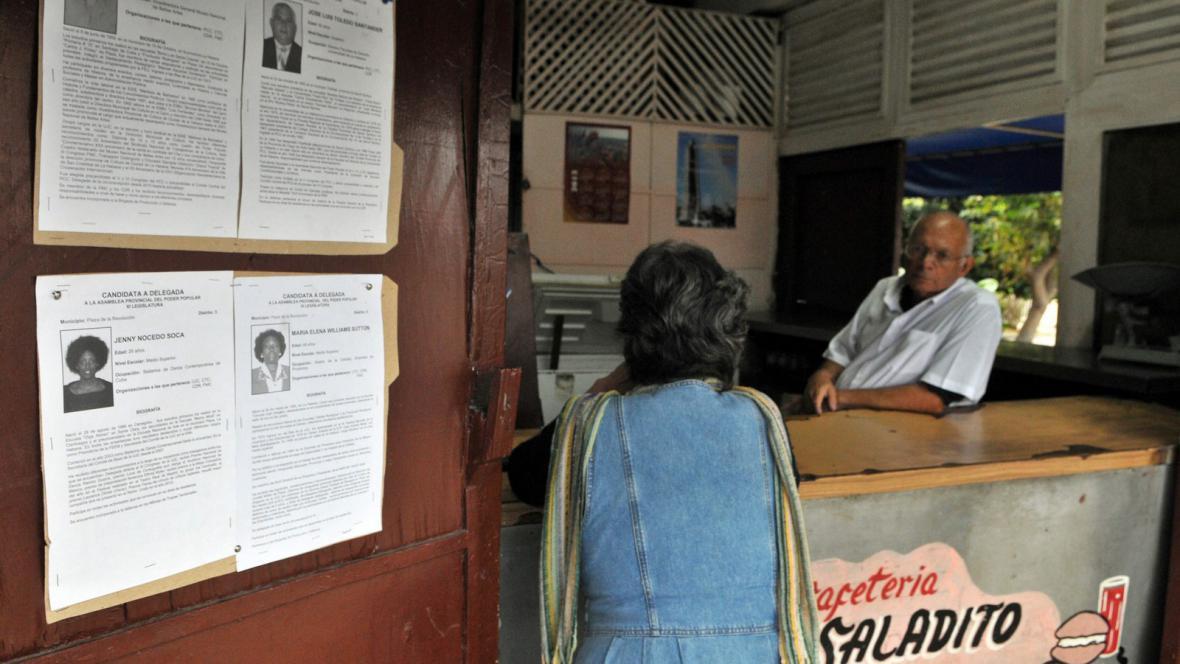 Parlamentní volby na Kubě