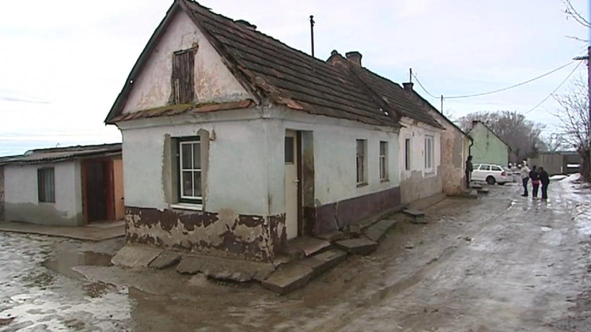 Katastrofální podmínky ve slovenské osadě