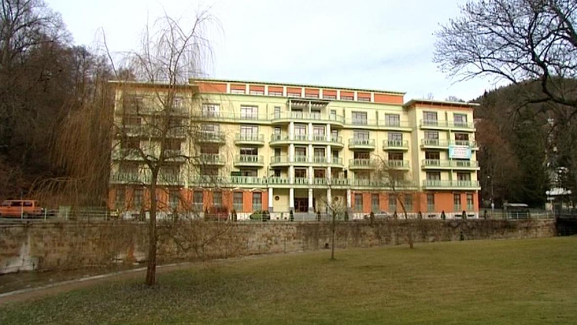 Luxusní byty v Karlových Varech