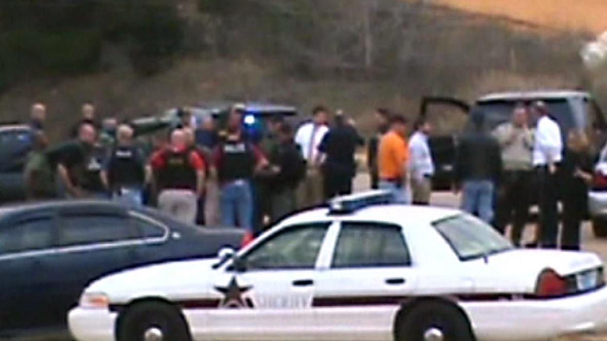 Zásah policie v Midland City