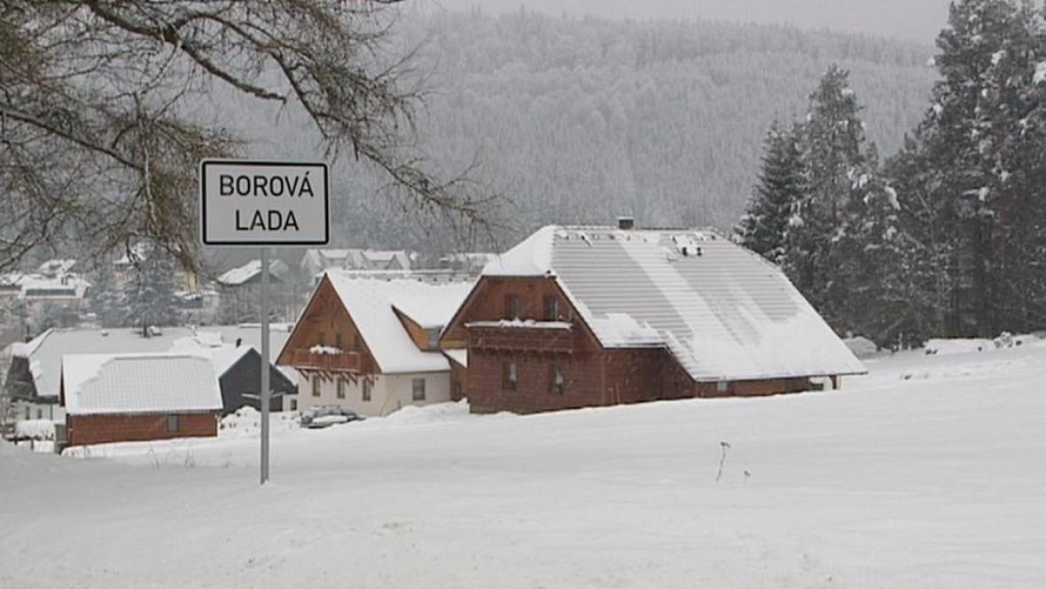 Obec Borová Lada