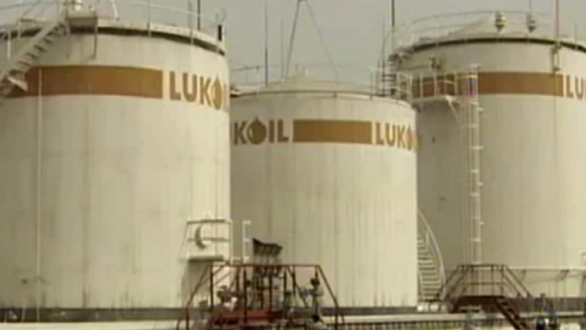 Ruský těžař Lukoil