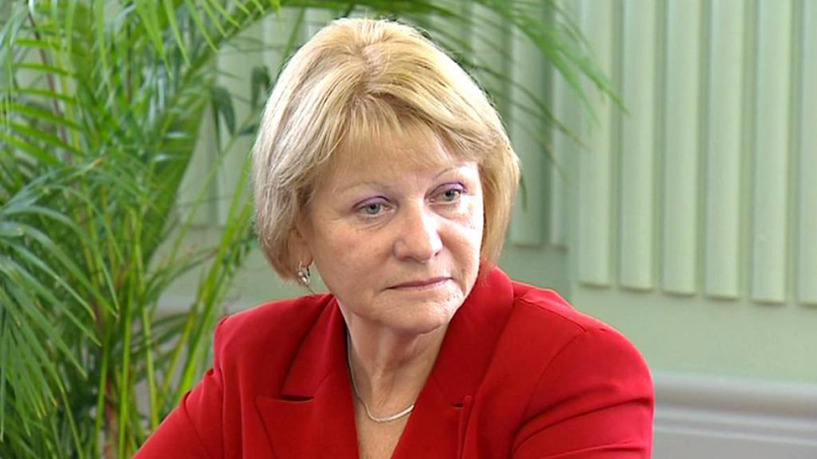 Vítězslava Baborová