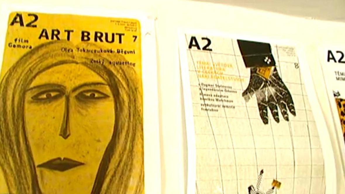 Kulturní časopis A2
