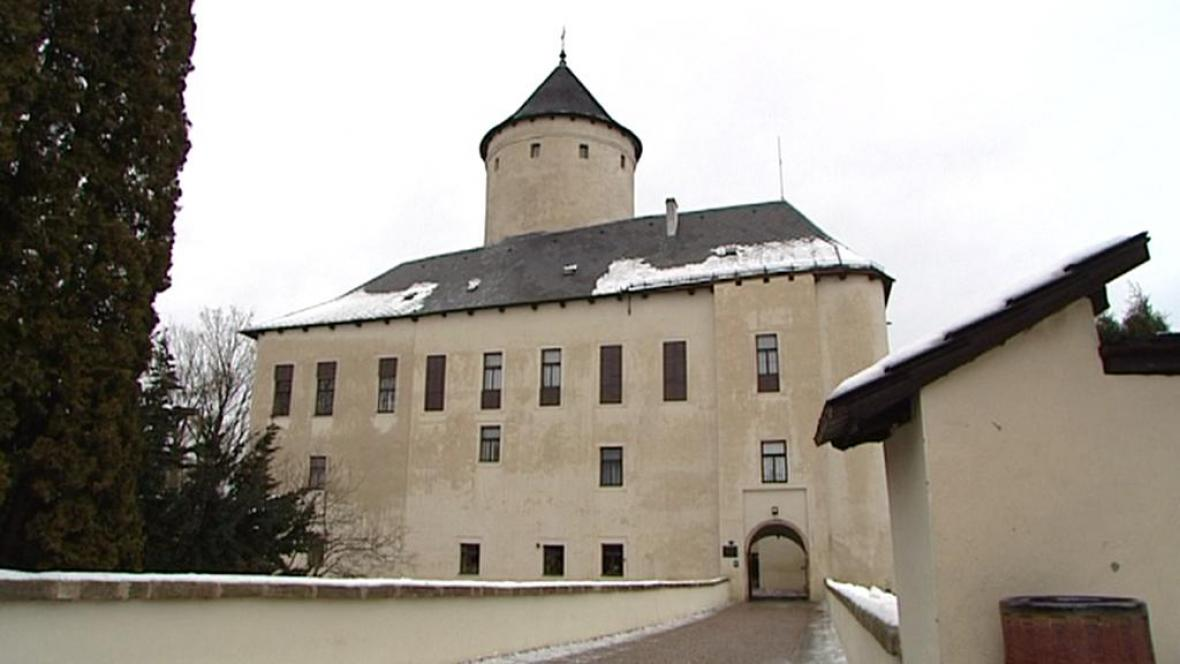 Hrad Rychmburk