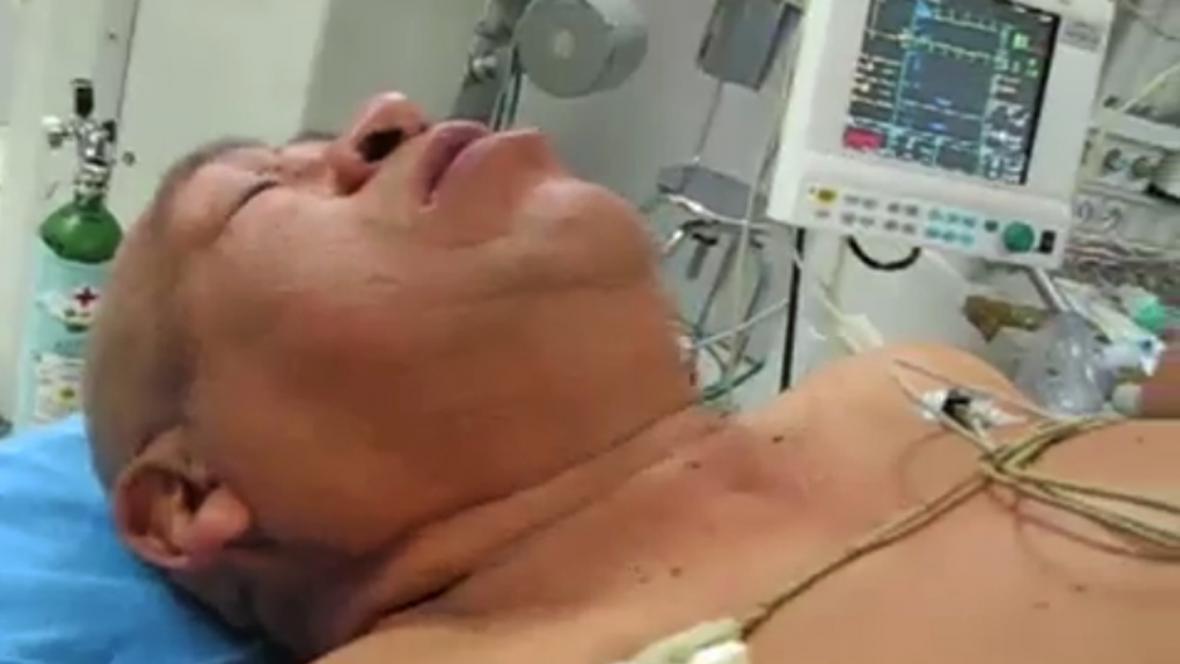 Muž kterého El País vydával za Huga Cháveze