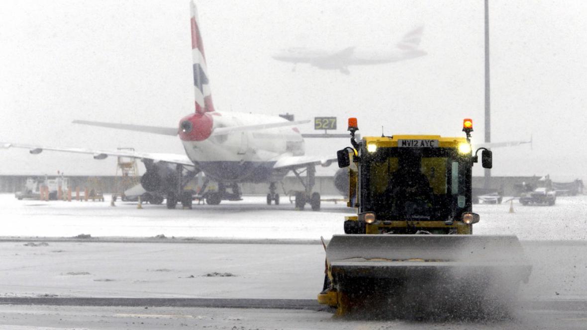 Letiště Heathrow