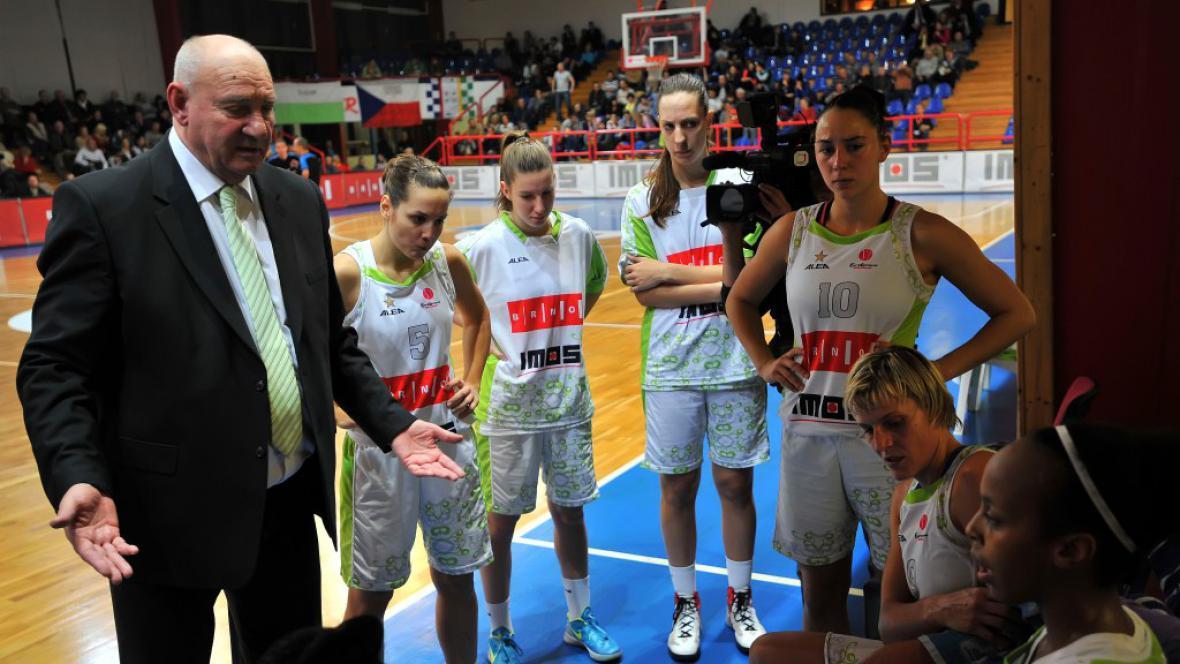 Basketbalistky Brna