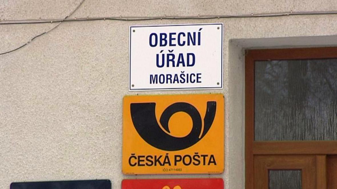 Pošta Morašice