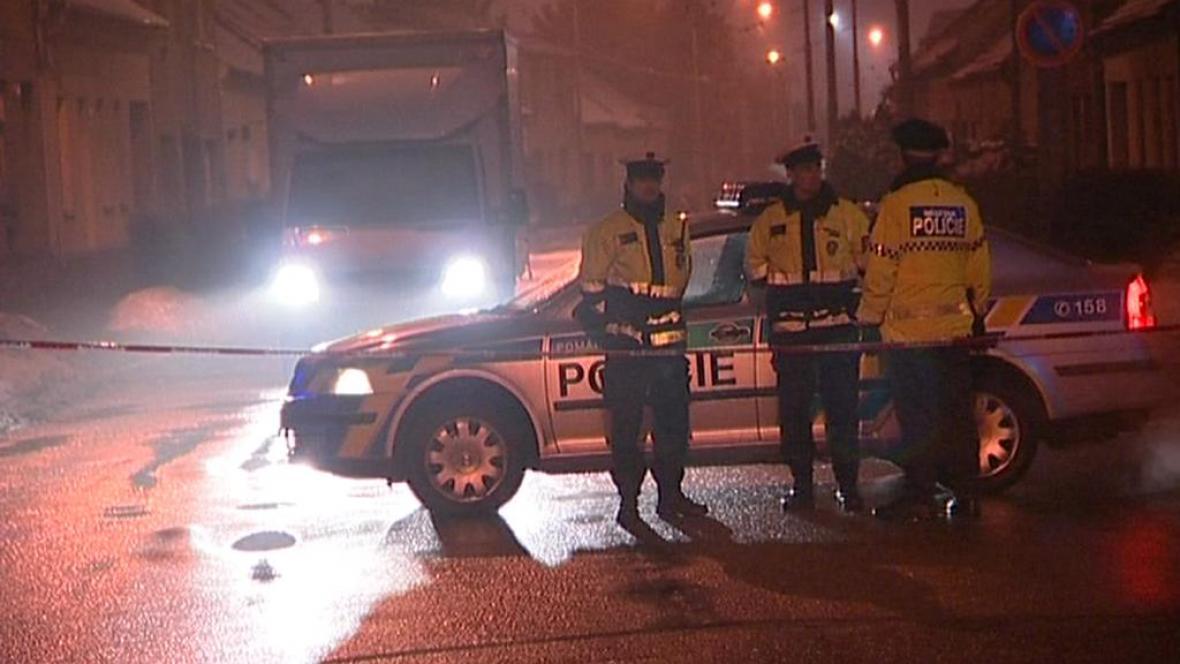 Ulice Tuřanka v Brně-Slatině je od půlnoci uzavřena