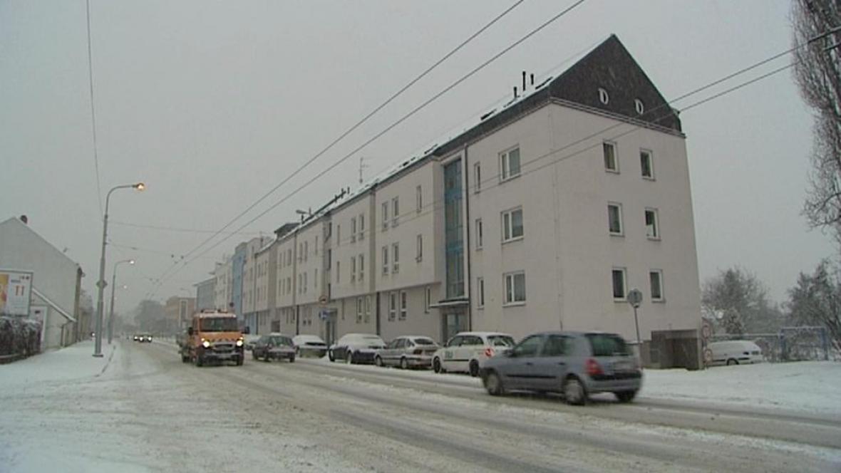 Domy na Pražské třídě