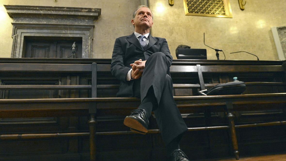 Ernst Strasser u soudu