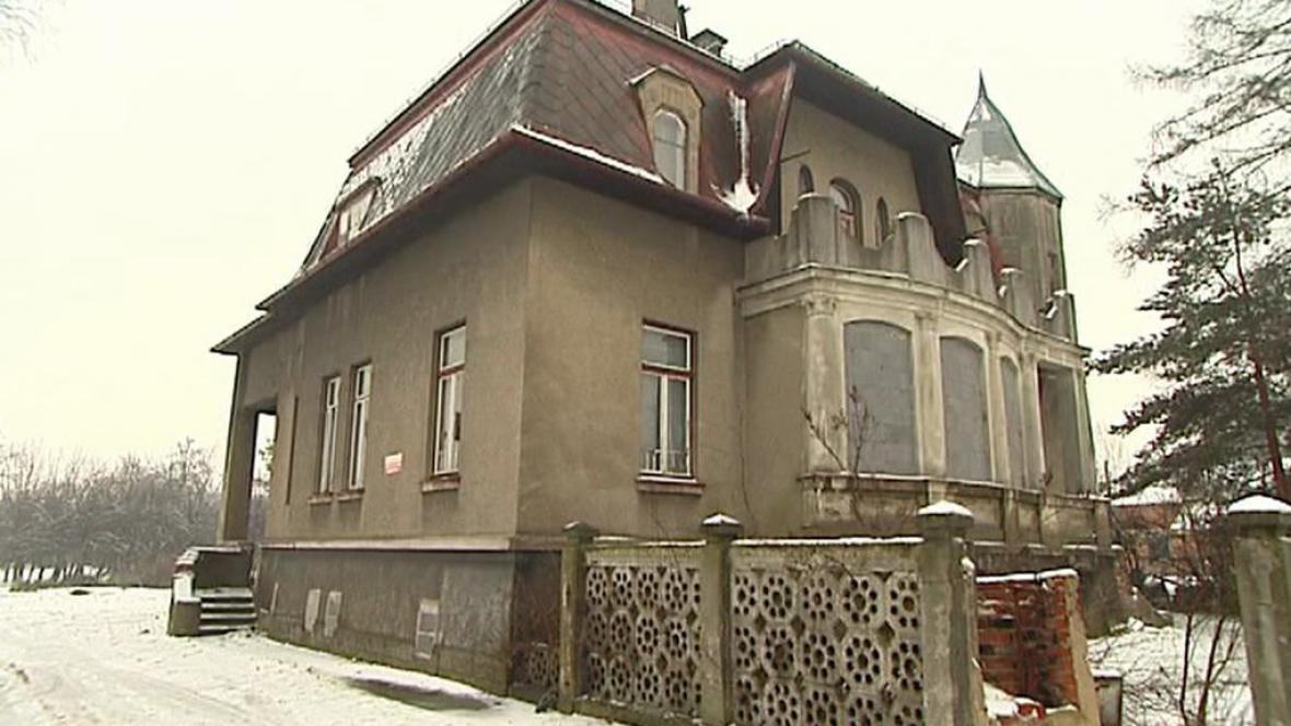 Hořínova vila v Bohumíně